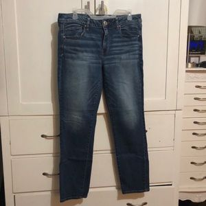 American Eagle Super Stretch Skinny Jeans